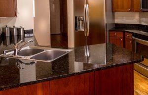 Küchenarbeitsplatten aus Stein